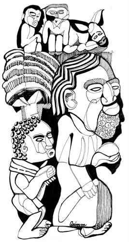 free christian clip art abraham - photo #24