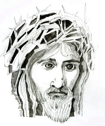 Clip Art Crown Of Thorns